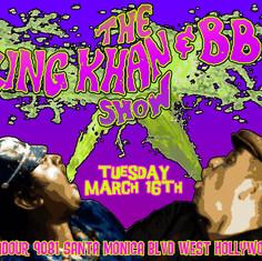 King Khan & BBQ Show poster