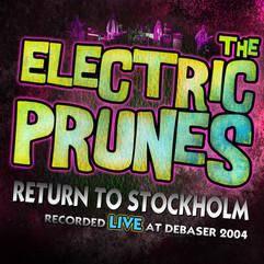 Electric Prunes CD art layout