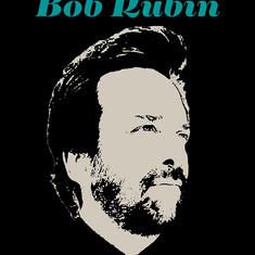 Bob Rubin show poster