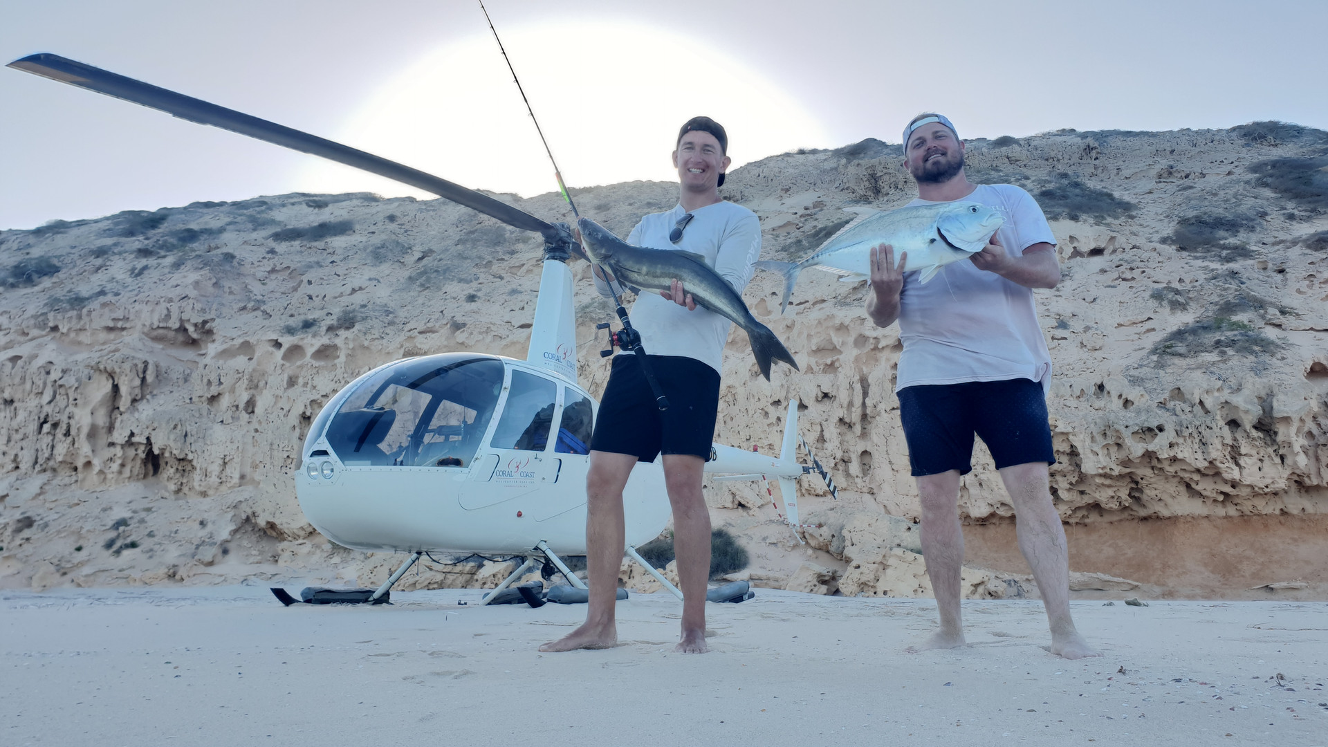Heli Fishing Adventure
