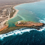 Point Quobba - Coral Coast Helicopter Se