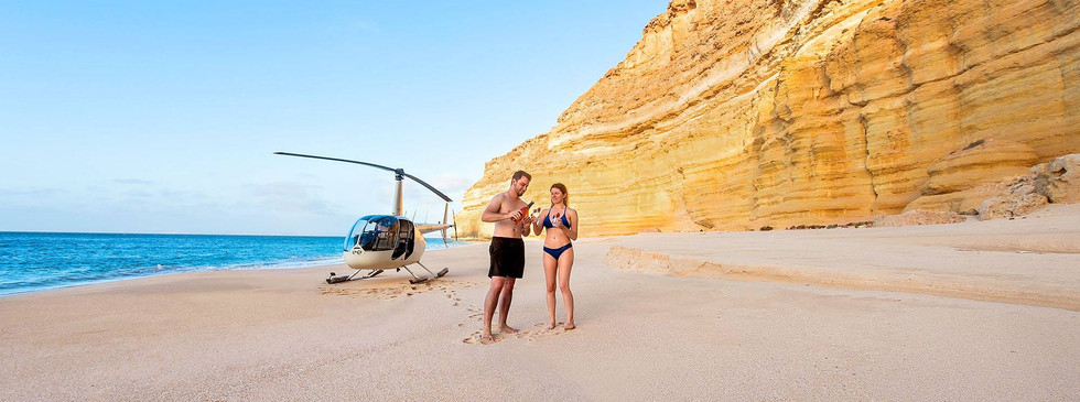 Golden Cliffs Adventure