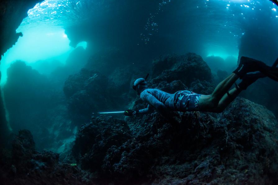 Neptune's Cave Adventure