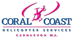 Coral Coast Helicopter LOGO SOILD shadow