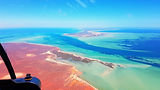 Shark Bay - Coral Coast Helicopter Servi
