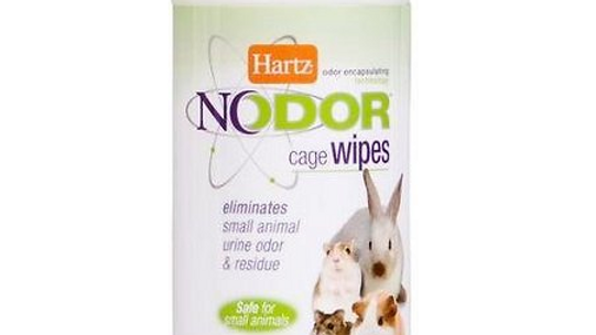 NOdor Cage Wipes