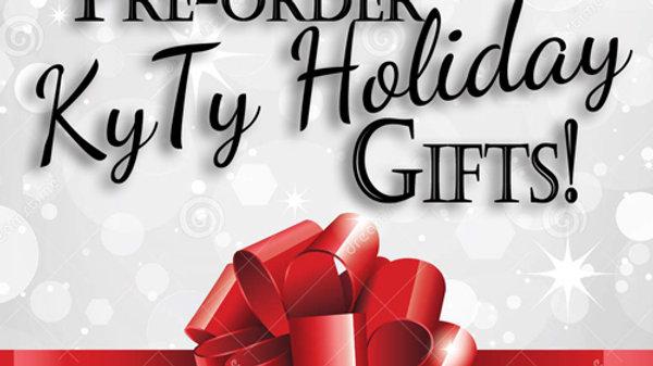 Holiday 2018 Pre-Order #4 (Hedgehog)