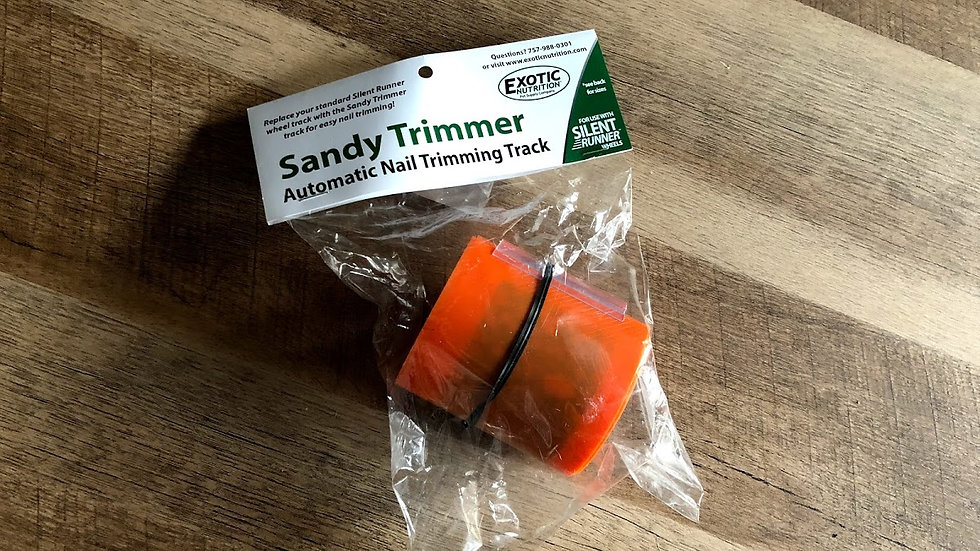 Sandy Trimmer - glider wheel insert