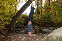 Jason Zagaro, yoga teacher
