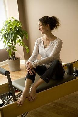 Shantih Calabro - Pilates