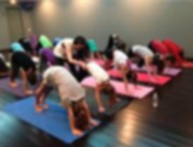 Yogi Girls Classes