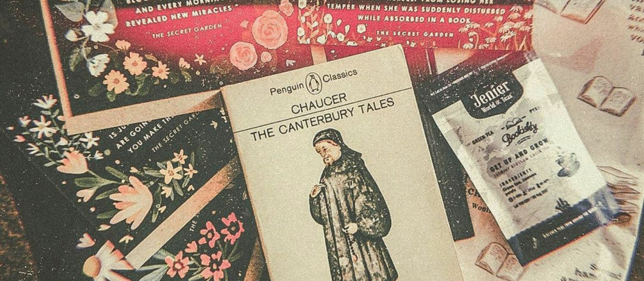 Write a critical note on Chaucer's art of portraiture in The General Prologue.