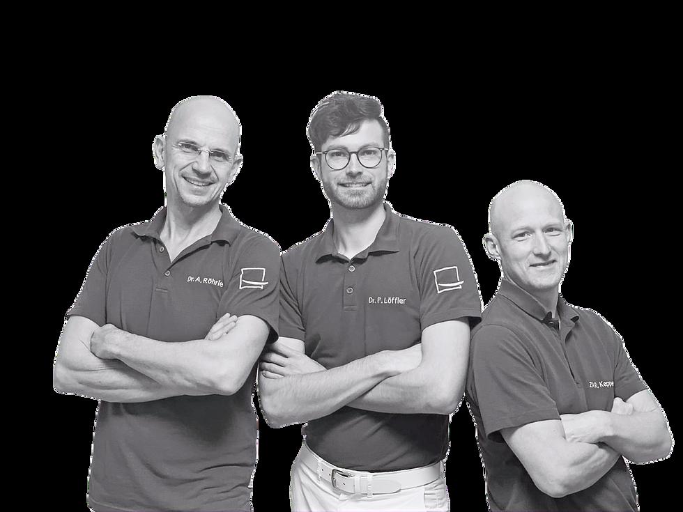 Dr. Felix Löffler / Dr. Andreas Röhrle / Ralf Keppel