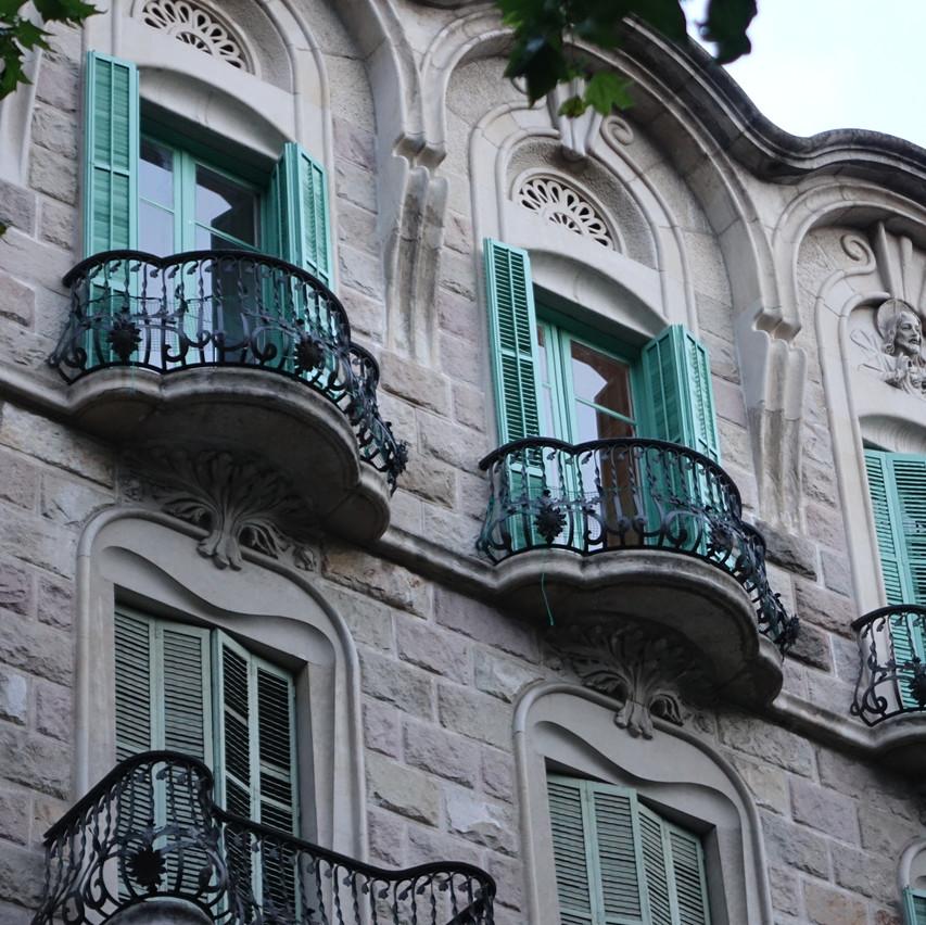 Barcelona y sus matices