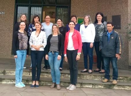Assessoria BNCC da Impare Educação na rede municipal de ensino de Pinhal Grande/RS