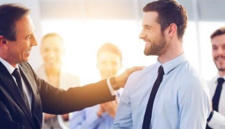 O reconhecimento do potencial da liderança
