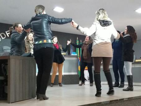 Programa União faz a Vida Sicredi Centro-Serra e Impare Educação em Arroio do Tigre/RS