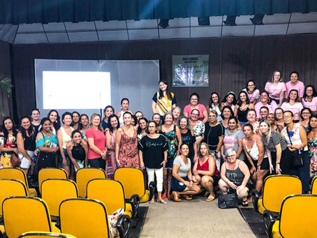 Impare Educação presente na Jornada de Formação Pedagógica da Rede Municipal de Capão da Canoa/RS
