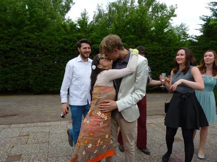Cómo armar tremendo bonche de boda y no arruinarte en el intento