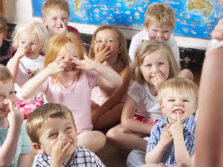 Planejar na Educação Infantil: como organizar o Plano de Aula a partir da BNCC
