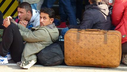 Foto-reportaje: Cuando los refugiados llegaron a Austria