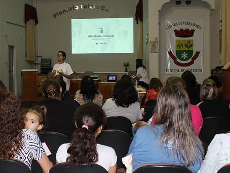 Programa Metodologia de Educação Musical em Faxinal do Soturno/RS