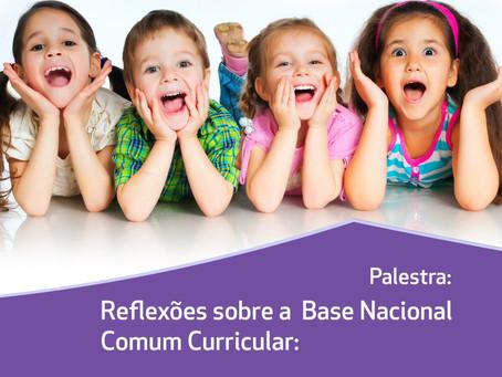 Impare Educação promove reflexões sobre a Base Nacional Comum Curricular
