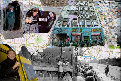 Tumbando el muro de Berlín ... otra vez