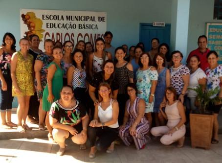 Impare Educação na rede municipal de ensino de Tabaí/RS: formação docente continuada sobre a BNCC