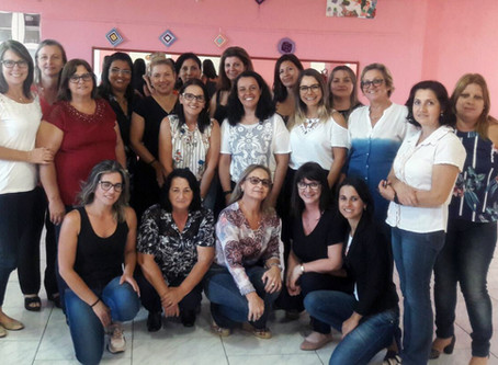 Impare Educação realiza formação sobre BNCC para a rede municipal de ensino de São Martinho da Serra