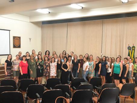 Impare Educação presente na Jornada de Formação Pedagógica da Rede Municipal de Nova Bassano/RS