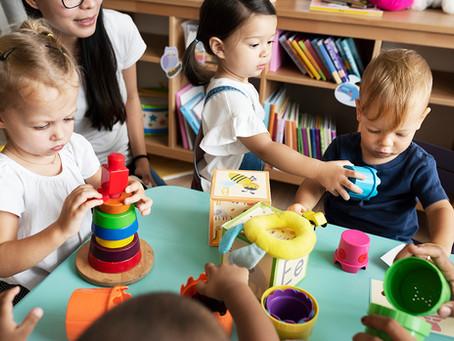 Mapa de Proposições Pedagógicas da Impare Educação no contexto da Educação Infantil