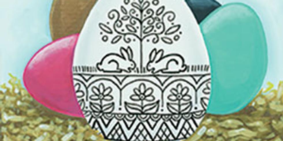 Pysanka Easter Egg