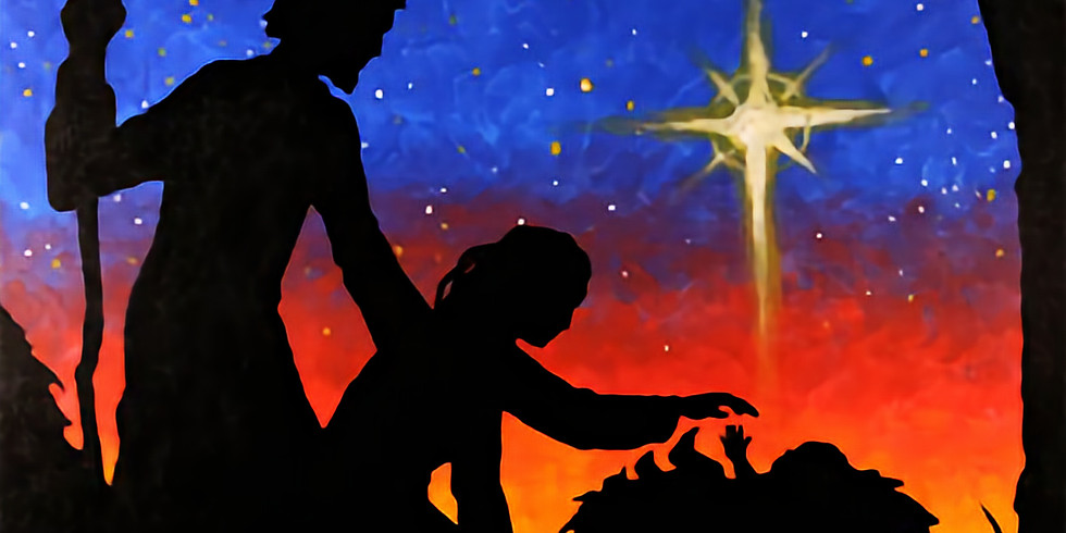 Nativity Silhoutte