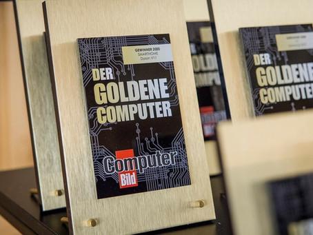 DER GOLDENE COMPUTER 2020 - Wir gratulieren!