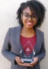 Daesha Arnold- 1st Place Impromptu Award