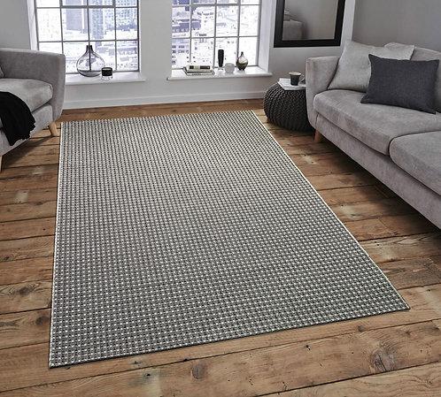 Paris Flatweave Grey 160x230cm