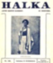 Źródło: By Warszawa: B. Rudzki Publishing - http://www.bibliotekapiosenki.pl/Moniuszko_Stanislaw_Halka_piesn_Halki_Gdyby_rannym_slonkiem, Domena publiczna, https://commons.wikimedia.org/w/index.php?curid=24635972