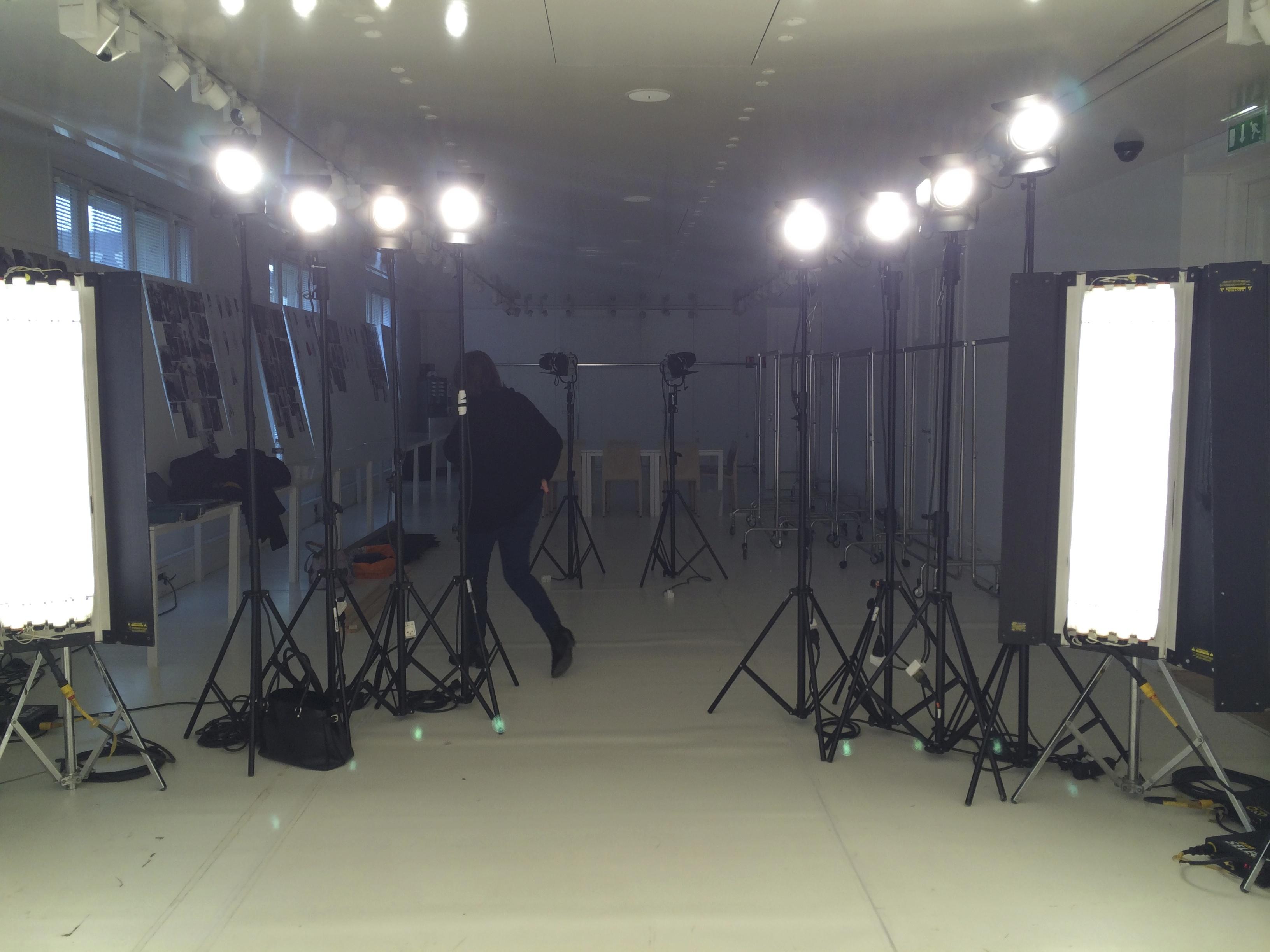 Showroom  /: Event Logistic