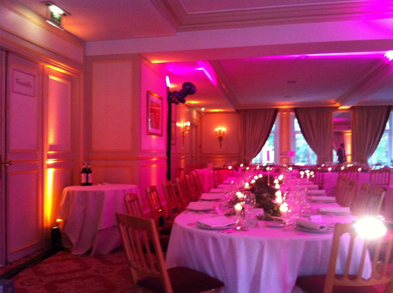 Diner Privée // Event Logistic