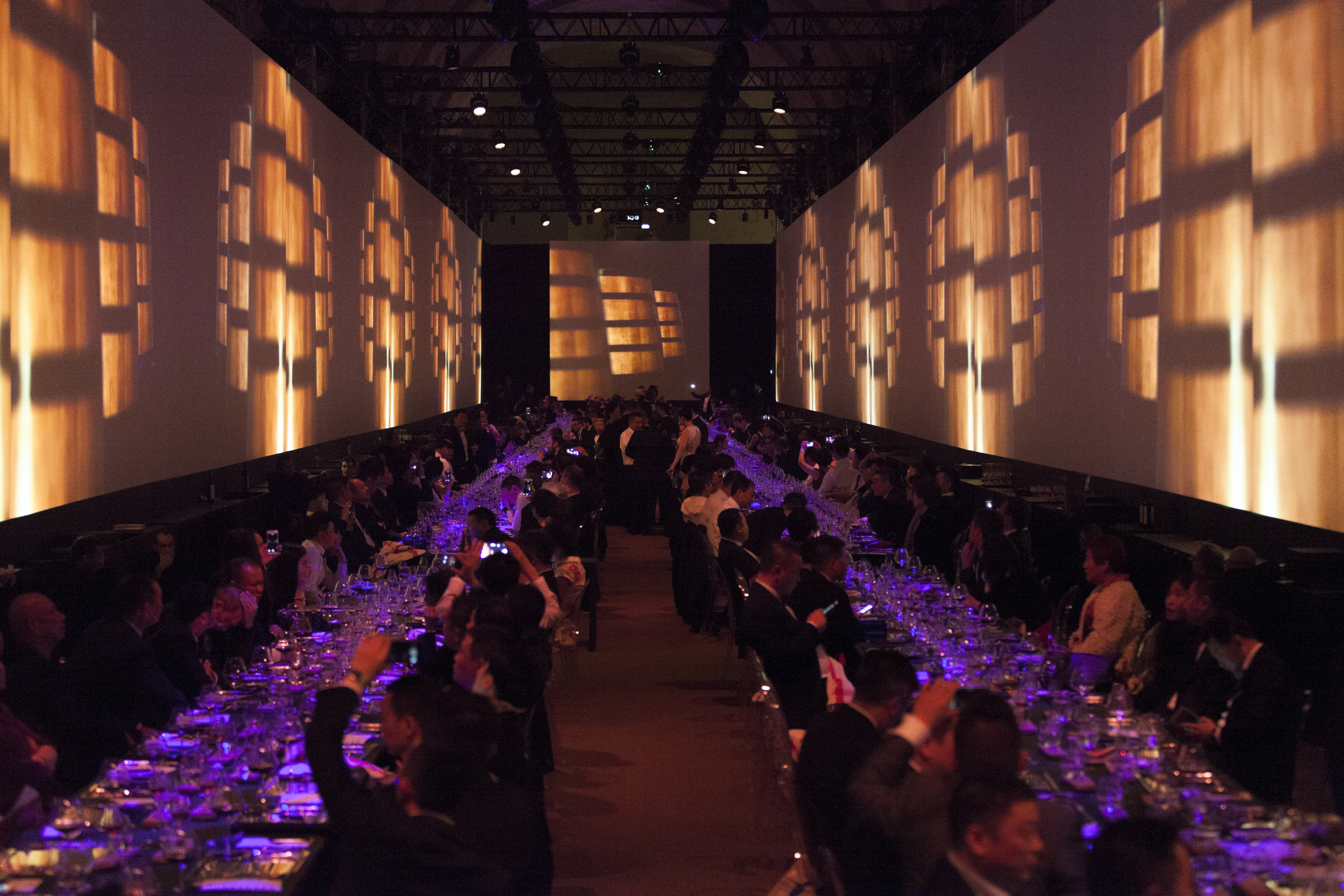 Martell 300ans  Event Logistic