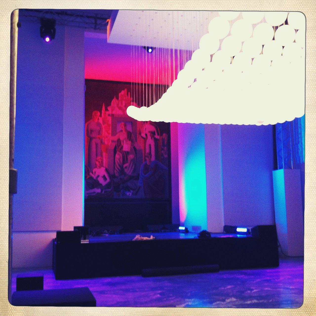 Louis Vuitton Event logistic