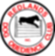 Redlands Dog Obediance Club Logo