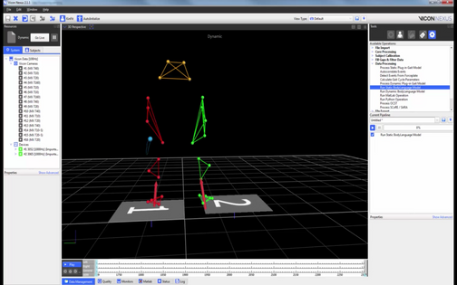 VICON Motion Analysis
