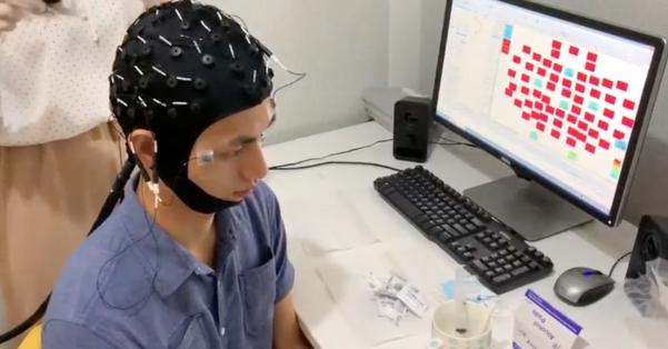 High Res 256-channel EEG/ERP