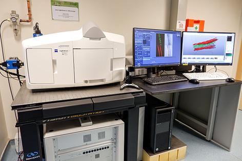 Zeiss Lightsheet Z.1 Selective Plane Illumination Microscope