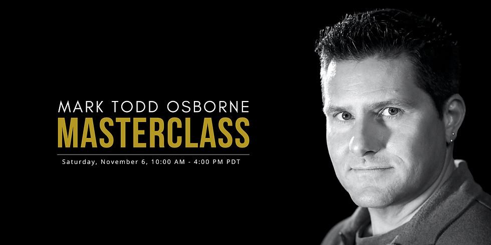 Mark Todd Osborne Masterclass