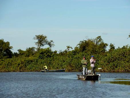 ICMBio autoriza pesca esportiva em áreas de conservação ambiental