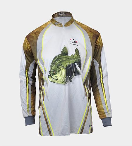 Camisa Combat Tambaqui - Faca na Rede