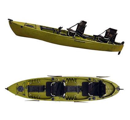 Caiaque New Foca Fishing - Caiaker